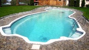 Модели стекловолоконных бассейнов