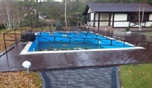 Зимние накрытие для бассейнов стоимость