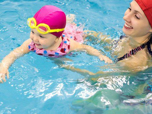Советы безопасности купания в бассейне